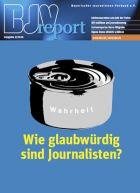 BJV-Report 2 / 2016  Cover