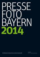 Pressefoto Bayern 2014 Katalog Cover