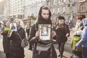 Kiew – auf den Barrikaden 1