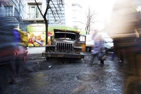 Kiew – auf den Barrikaden 3