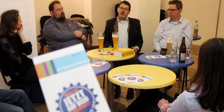 BJV-Betriebsräte diskutieren in Augsburg über ihre Arbeit