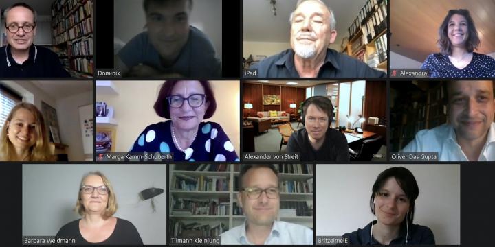 BJV-Mentoring 2019/2019 - Abschlusstreffen