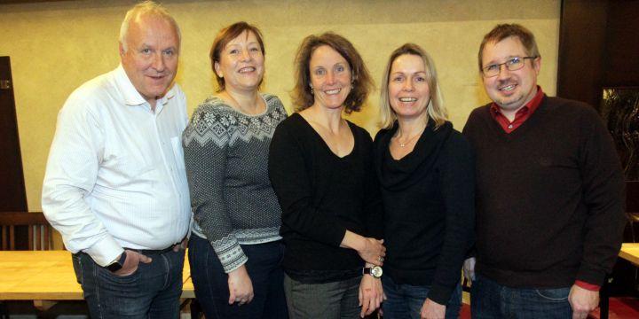 Neue Vorstandsmitglieder des BJV-Bezirksverbands Augsburg - Schwaben