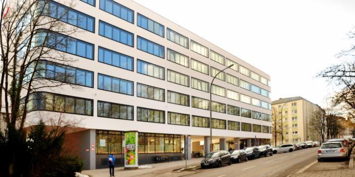 BJV-Geschäftsstelle in der St.-Martin-Str. 64 in München