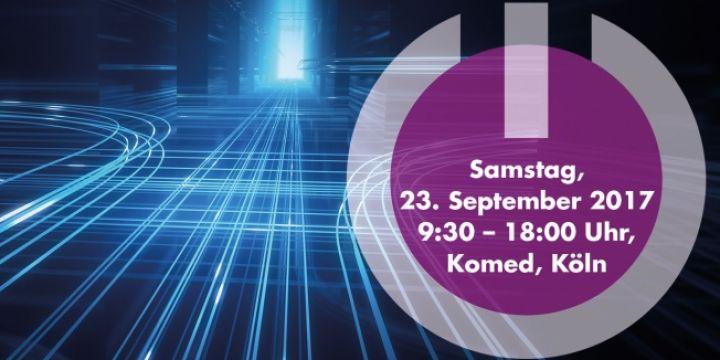 Besser Online 2017 am 23. September 2017 in Köln