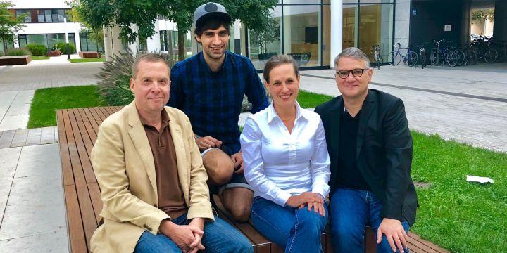 Vorstand der Fachgruppe Rundfunk nach der Wahl am 19.09.2018