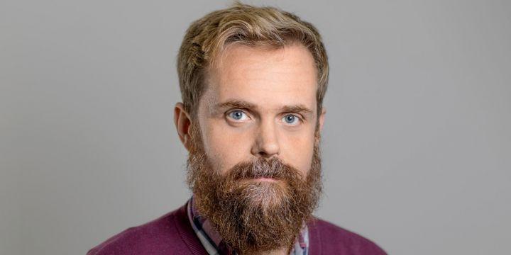 """Johan Lif ist """"Förhandlingschef"""" des Schwedischen Journalistenverbandes (Journalist Förbundet)"""