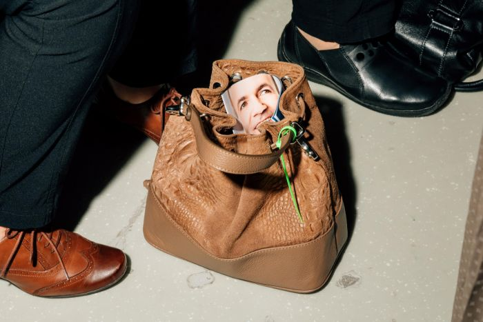 Manfred Weber im Taschenformat